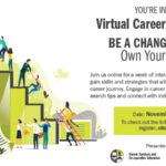 Centennial College Career Week 2020 - Be a Changemaker: Own Your Career